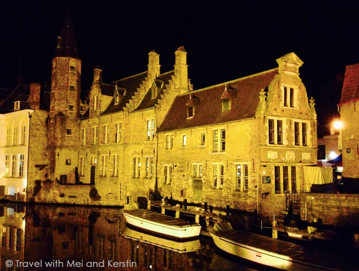 Bruges: a walk down memory lane