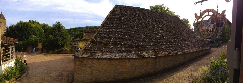 Au Vieux Brancion in Burgundy, France