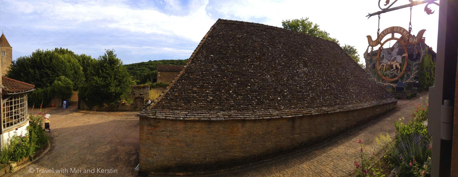 Au Vieux Brancion, Burgundy © Travelwithmk.com