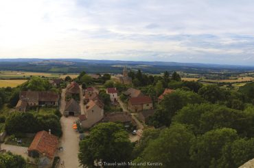 Brancion: A Secluded Medieval Village in Burgundy