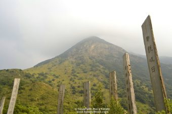 Lantau Island: away from crowded Hong Kong