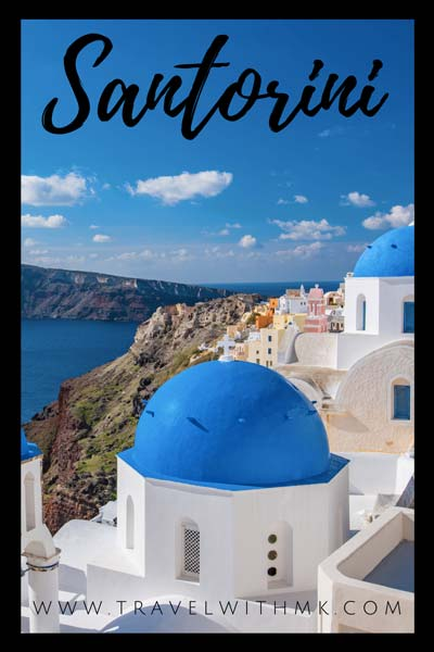 From Strongili to Santorini © Travelwithmk.com
