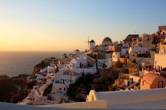 From Strongili to Santorini: A little gem among the Cyclades islands