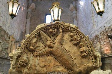 Tomb of King Don Fernando I, Convento do Carmo, Lisbon, Portugal © Travelwithmk.com