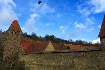 Maulbronn Monastery from outside, Germany © Travelwithmk.com