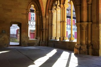 Time-Traveling back to Paradise at Maulbronn Monastery, Germany