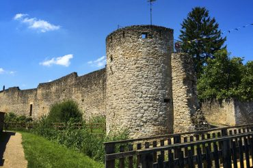 Rodemack: A Medieval Town in Lorraine, France
