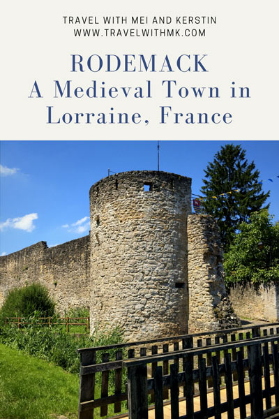 Rodemack : A Medieval Town in Lorraine, France © Travelwithmk.com