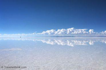 Salar de Uyuni, Bolivia © Travelwithmk.com