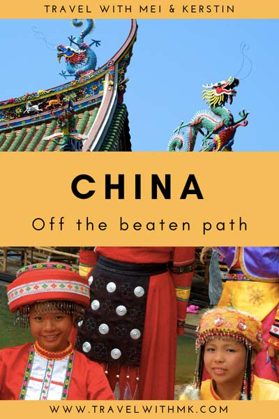 China: Off the Beaten Path © Travelwithmk.com