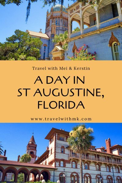 A Day in St Augustine, Florida © Travelwithmk.com