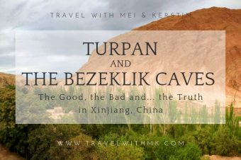 Turpan and the Bezeklik Caves