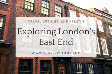 Exploring London's East End