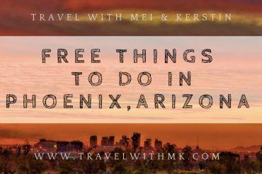 Free Things to do in Phoenix, Arizona