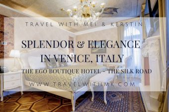 Splendor and Elegance in Venice: the Ego Boutique Hotel the Silk Road