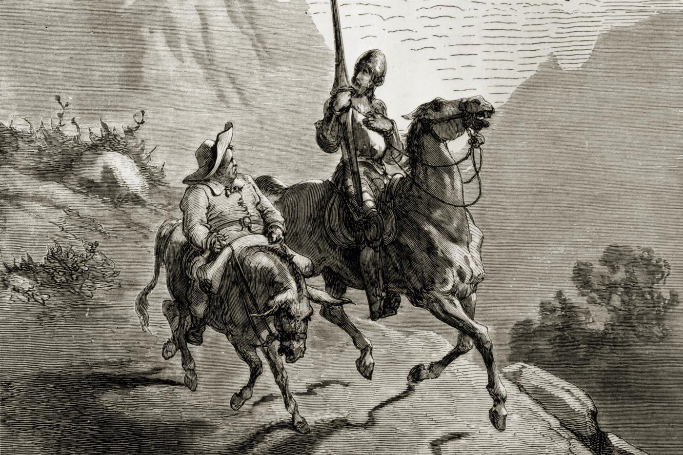 Travel Books to inspire you: Don Quixote by Miguel Cervantes © Travelwithmk.com