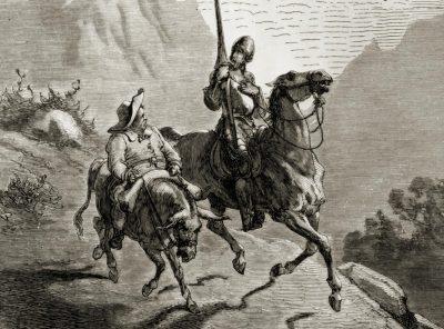 Travel Book: Don Quixote