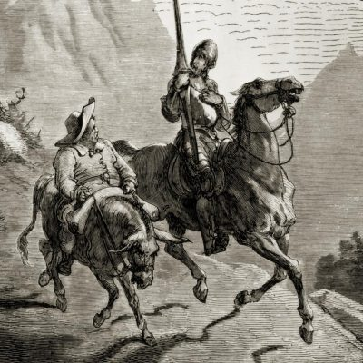 Travel Book: Don Quixote