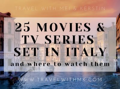 25 Movies and TV series set in Italy (and where to watch them)