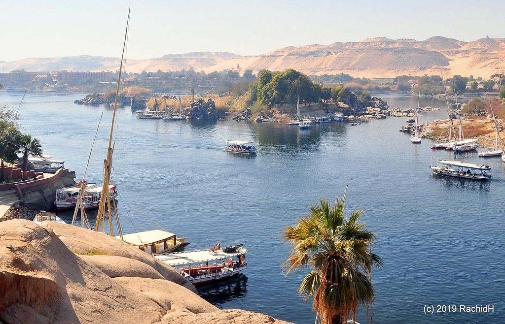 TV series to give you wanderlust: Secret of the Nile © Travelwithmk.com. Photo CC RachidH