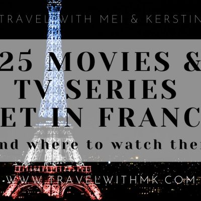 25 Movies and TV series set in France (and where to watch them)