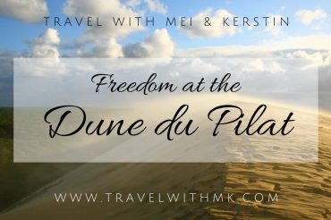 Freedom at the Dune du Pilat