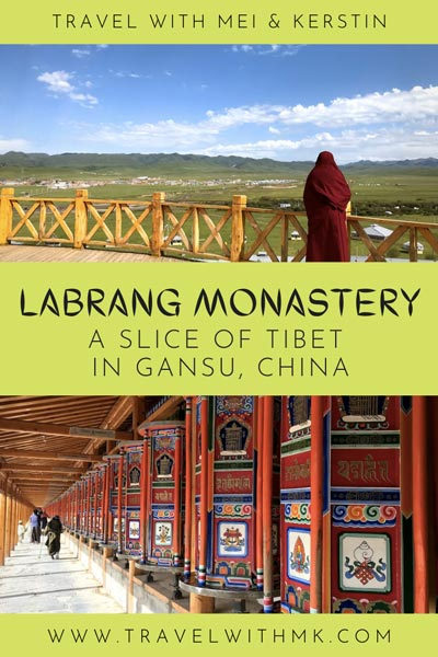 Labrang Monastery: A slice of Tibet in Gansu, China © Travelwithmk.com