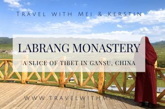 Labrang Monastery: A Slice of Tibet in Gansu, China