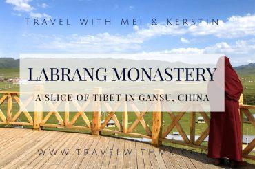 Labrang Monastery: A Slice of Tibet in Gansu, China
