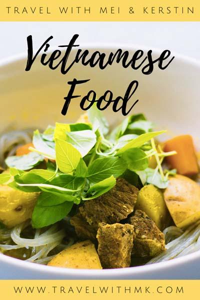 Best Vietnamese Food © Travelwithmk.com