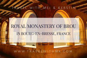The Royal Monastery of Brou