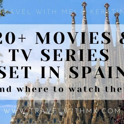 20+ Movies and TV series set in Spain (and where to watch them)
